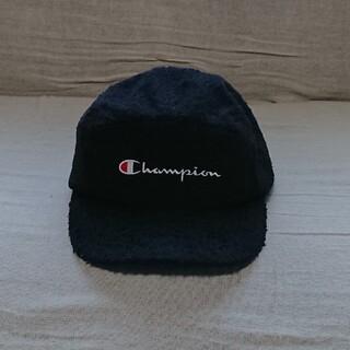 チャンピオン(Champion)の未使用🔸チャンピオン🔸パイル地CAP(キャップ)