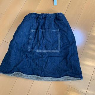 デニムダンガリー(DENIM DUNGAREE)のMEIN HEIM Mサイズ スカート(スカート)