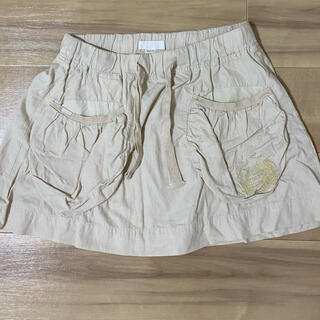 ディーゼル(DIESEL)の【美品】DIESEL ポケット刺繍ミニスカート サイズ25(ミニスカート)