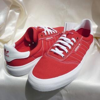 アディダス(adidas)の新品●26cmアディダスオリジナルス3MC MUSIC 赤スニーカー(スニーカー)