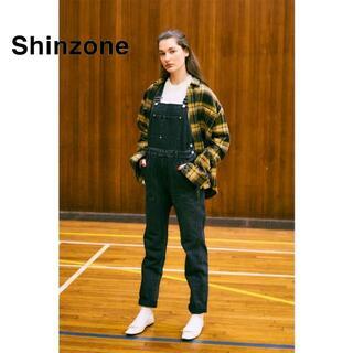 シンゾーン(Shinzone)の新品 THE SHINZONE ザ シンゾーン CPOチェックジャケット(その他)