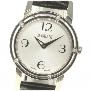 ダミアーニ(Damiani)のダミアーニ D-SIDE 5Pダイヤ DS006 レディース 【中古】(腕時計)