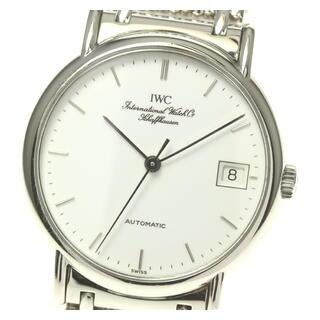 インターナショナルウォッチカンパニー(IWC)のIWC ポートフィノ  IW351318 自動巻き メンズ 【中古】(腕時計(アナログ))