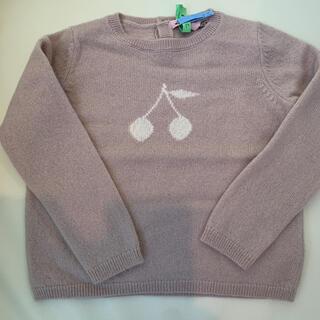 ボンポワン(Bonpoint)のmary♡様専用 ボンポワン  カシミヤ  セーター(ニット)