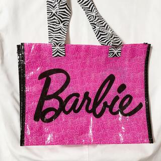 バービー(Barbie)のバービー Barbie バック エコバック A4 ショッパー(トートバッグ)