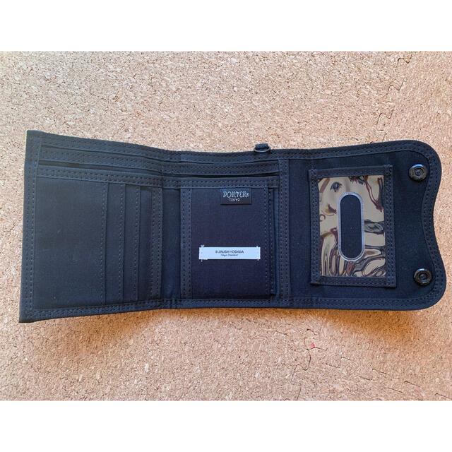 PORTER(ポーター)のPORTER × B印 ヨシダ / 別注 TOOTH WALLET メンズのファッション小物(折り財布)の商品写真
