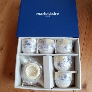マリクレール(Marie Claire)のマリ・クレール ポット茶器セット(食器)