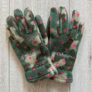 コロンビア(Columbia)の❤︎美品❤︎Columbia コロンビア❤︎キッズ❤︎手袋 グローブ(手袋)