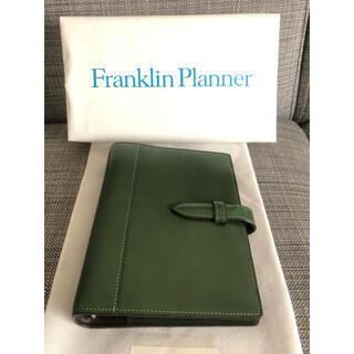 フランクリンプランナー(Franklin Planner)のフランクリン・コヴィ フランクリン・プランナー ガラスレザー バインダー(手帳)