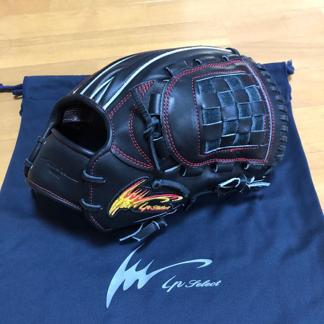 ONYONE(オンヨネ)のてっちゃん様 専用   アイピーセレクト硬式グラブ  スポーツ/アウトドアの野球(グローブ)の商品写真