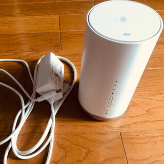 Speed Wi-Fi HOME L01s ルーター(その他)
