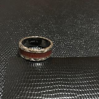 ハワイアンジュエリー 10号 ウッド(リング(指輪))
