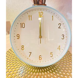 フランフラン(Francfranc)の電波時計(掛時計/柱時計)