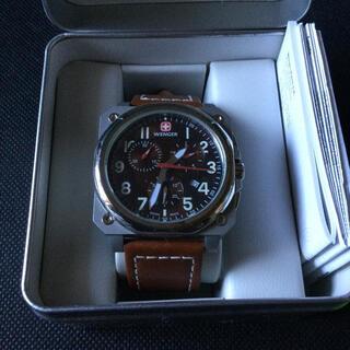 ウェンガー(Wenger)のウェンガークォーツ(腕時計(アナログ))
