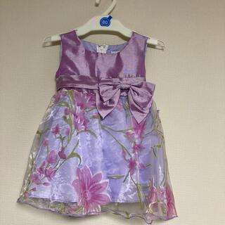 キャサリンコテージ(Catherine Cottage)のCatherine cottage  ドレス  サイズ80(セレモニードレス/スーツ)
