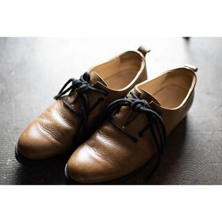 サンシー(SUNSEA)のSUNSEA レザーシューズ 革靴(ドレス/ビジネス)