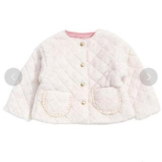 エフオーキッズ(F.O.KIDS)の新品♡アプレレクール♡110♡ボアキルトショートジャケット(ジャケット/上着)