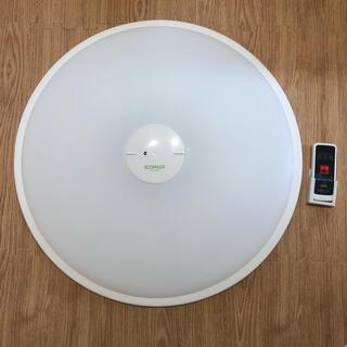 アイリスオーヤマ(アイリスオーヤマ)の週末お値下 アイリスオーヤマ LEDシーリングライト 14畳 調光 リモコン付き(天井照明)
