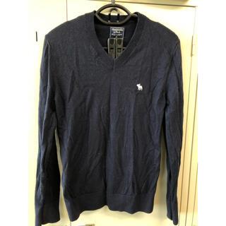 アバクロンビーアンドフィッチ(Abercrombie&Fitch)のAbercrombie&Fitch  V-Neck Sweater(ニット/セーター)