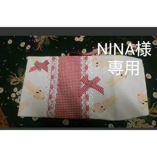 ピンクハウス(PINK HOUSE)のNINA様専用 ハンドメイド 文庫本 ブックカバー ピンクハウス 裸キューピー(その他)