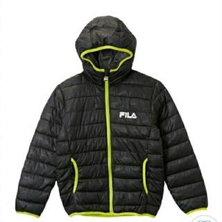 フィラ(FILA)のFILA フードつき中綿ジャケット(ジャケット/上着)