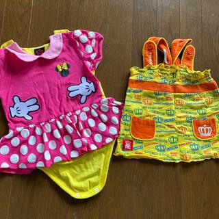ベビードール(BABYDOLL)の子供服(ワンピース)