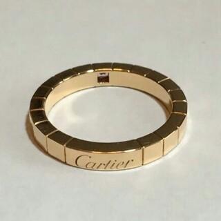 カルティエ(Cartier)のカルティエ ラニエール リング 54 14号 K18ピンクゴールド(リング(指輪))