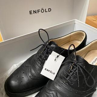 エンフォルド(ENFOLD)の▫︎▫︎▫︎enfold▫︎▫︎▫︎  レースアップシューズ エンフォルド(ローファー/革靴)