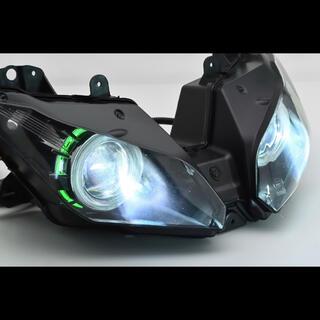 カワサキ(カワサキ)のzx6r & ninja250 イカリング(車/バイク)