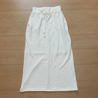 ナイスクラップ(NICE CLAUP)のNICE CLAUP ロングスカート(ロングスカート)