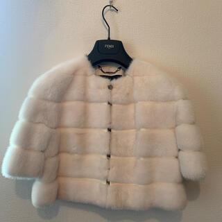フェンディ(FENDI)の最高級 ミンク FENDI Dior CHANEL オリラグ FOXEY(毛皮/ファーコート)