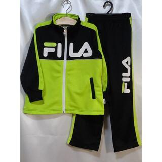 フィラ(FILA)の<R-3760>(120~130cm)☆FILA(フィラ)☆ジャージセットアップ(ジャケット/上着)