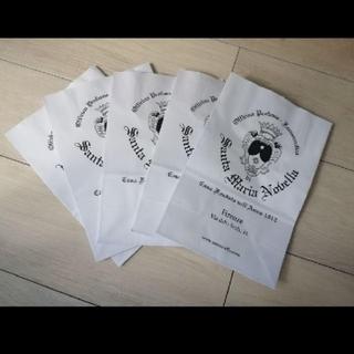 Santa Maria Novella - サンタマリアノヴェッラ 紙袋 5枚セット