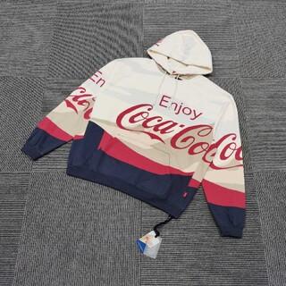 コカコーラ(コカ・コーラ)のKITH X COCA-COLA MOUNTAINS HOODIE(パーカー)