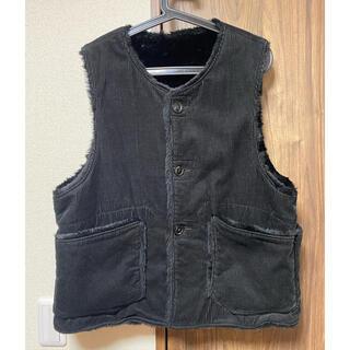 エンジニアードガーメンツ(Engineered Garments)のEngineered Garments over vest L(ベスト)