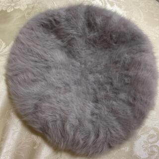 ユナイテッドアローズ(UNITED ARROWS)のファー帽子(ハンチング/ベレー帽)