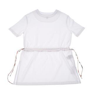 エルメス(Hermes)のエルメス  カットソー 白(Tシャツ(半袖/袖なし))