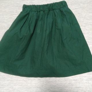 レピピアルマリオ(repipi armario)のレピピアルマリオグリーンスカート(スカート)
