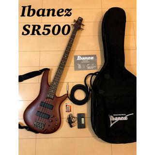 アイバニーズ(Ibanez)のIbanez アイバニーズ ベース SR500  (BM)(エレキベース)