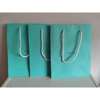 ティファニー(Tiffany & Co.)のTiffany 紙袋 3枚セット(その他)