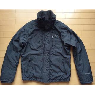 アバクロンビーアンドフィッチ(Abercrombie&Fitch)のアバクロ  メンズ ジャケット XL グレー 美品!(ミリタリージャケット)