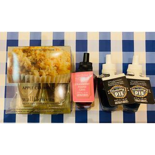 5点 Bath&Body Works ウォールフラワー フレグランス リフィル