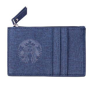 スターバックスコーヒー(Starbucks Coffee)のスターバックス:ブルー パスケース 台湾 スタバ サイレン ロゴ(コインケース)