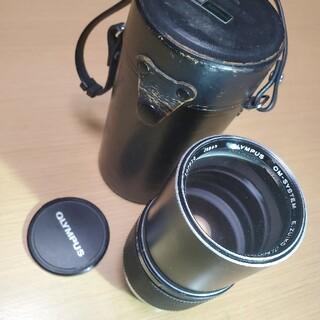 オリンパス(OLYMPUS)のオリンパス フィルムカメラレンズ200mm(レンズ(ズーム))