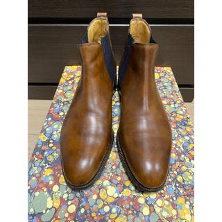 ジョンロブ(JOHN LOBB)のジョンロブ ◆ チューダー ◆ 7.5E ◆ パリジャンブラウン ◆ 定28万(ブーツ)