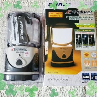 ジェントス(GENTOS)のGENTOS  LED  ランタン  530ルーメン(ライト/ランタン)