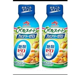 アジノモト(味の素)のパルスイート 200g×10入(調味料)