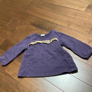 ハッカベビー(hakka baby)のHakka baby  トレーナー 90(Tシャツ/カットソー)