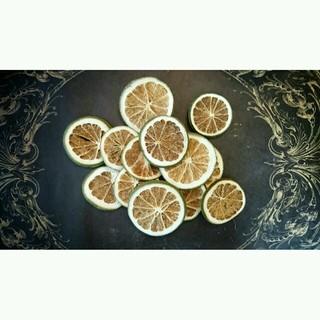 ドライオレンジ(グリーンタイプ)(ドライフラワー)