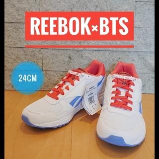 リーボック(Reebok)のReebok×BT21コラボスニーカー TATA (ブーツ)